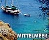 Mittelmeer - Weltweit Chartern