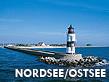 Nordsee/ Ostsee - Weltweit Chartern